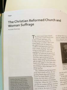 womens suffrage research paper