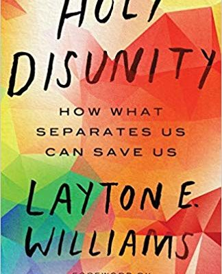 Holy Disunity, by Layton Williams, a book review